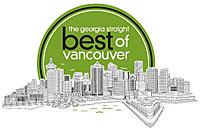 Georgia Straight Best of Vancouver 2011